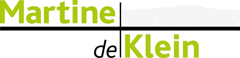 Martine de Klein Tekst & Redactie